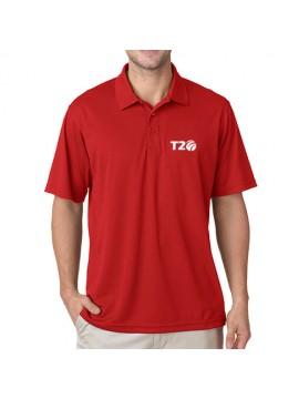 Team Cricket Polo Red